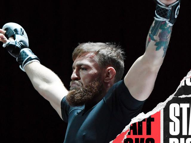 UFC 229: Khabib Nurmagomedov vs. Conor McGregor staff picks and predictions