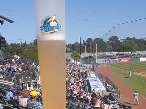 This $1 bat full of beer is the best concessions item in sports history