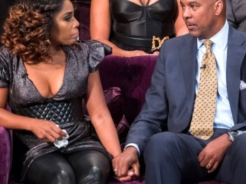 EXCLUSIVE SNEAK PEEK: Simone Argues With Cecil AGAIN On 'Married 2 Med' Over Inappropriate Dinner With 'Friend' Tammy