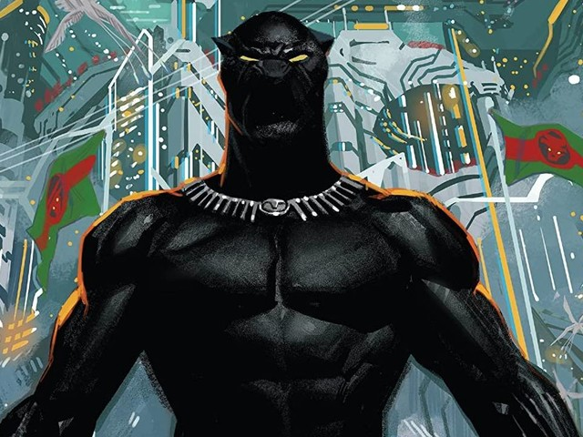 Huge new leak hints at a surprising future for Black Panther in the MCU