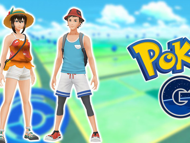 You Can Wear Alola Outfits In 'Pokémon GO': Here's How