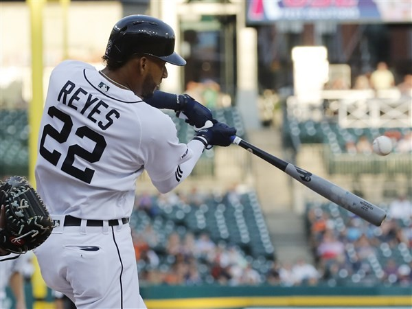 Reyes, Rogers shine for Tigers in 3-2 win over Mariners