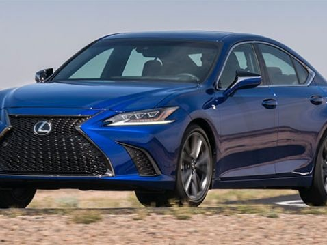 Road Tests: 2019 Lexus ES