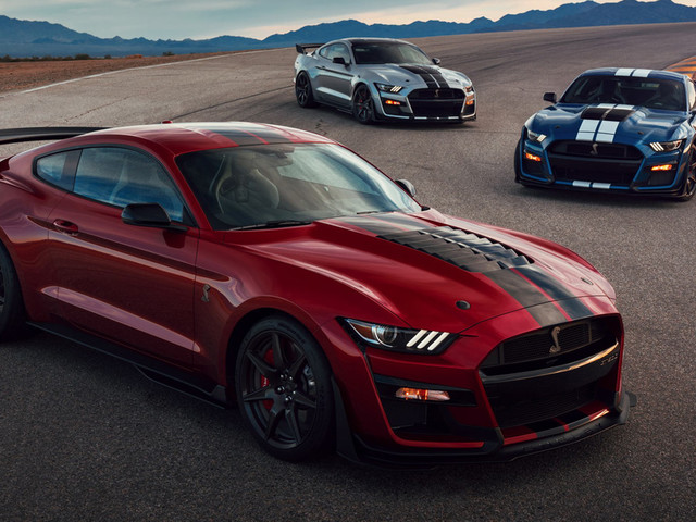 At 4,225 Pounds, The 2020 Shelby Mustang GT500 Is One Heavy Brute