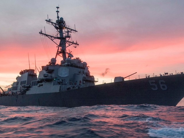 The White House reportedly wanted to hide John McCain's name from a US ship during his trip to Japan