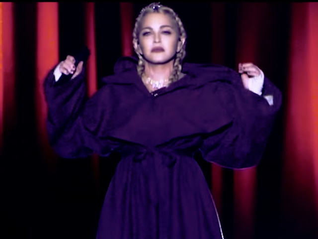 Madonna Releases Met Gala Performance, Including New Song 'Beautiful Game' (Video)