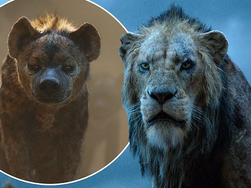 The Lion King live remake splits critics as it only scores 58% onRotten Tomatoes