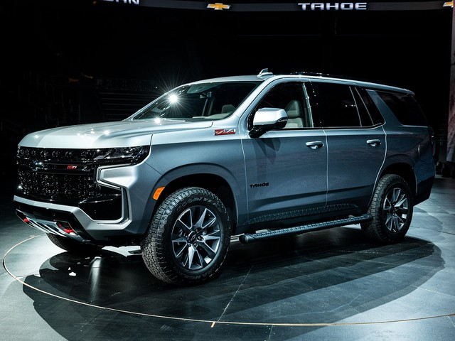2021 Chevrolet Tahoe First Look: SUV Gets Independent Suspension, Comes in Six Flavors