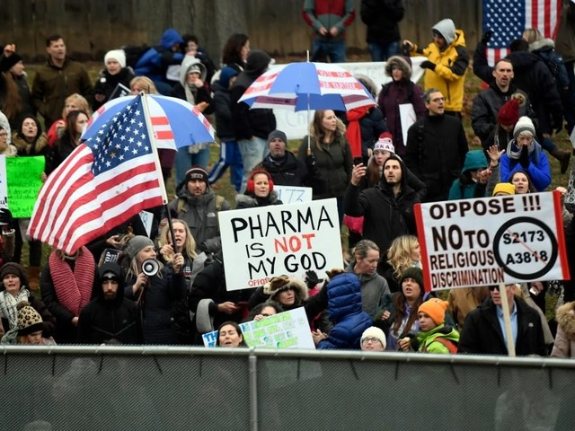 NJ Vaccine Bill To End Religious Exemptions Collapses: Is The Tide Turning?