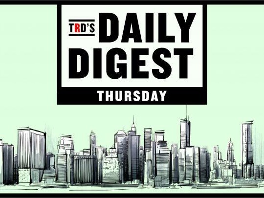 Thor Equities close to losing commercial property, Blackstone closes largest-ever commercial real estate fund: Daily digest