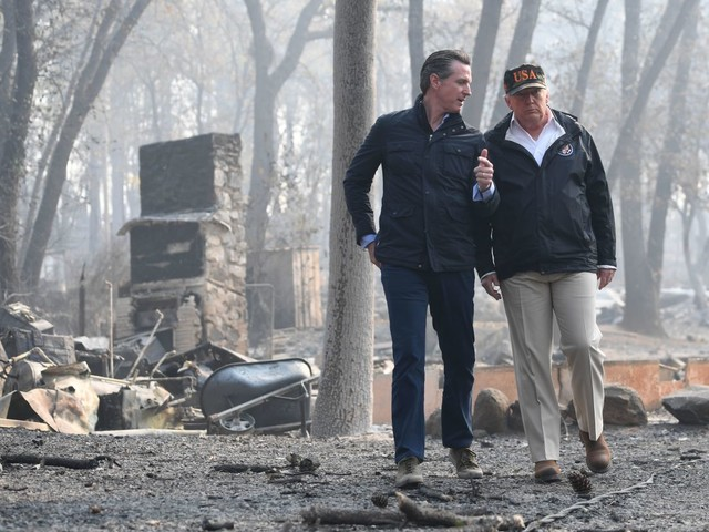 The Federal Government Won't Pay Back California's Firefighting Costs. What Happens When the Next Fire Hits?