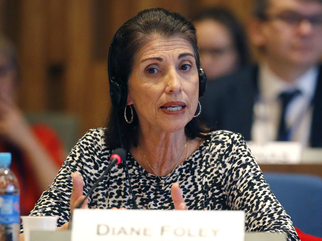 Mother Of Slain Journalist James Foley On 'Silent Crisis' Of Americans Detained Abroad