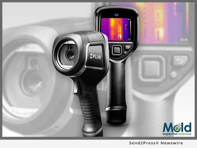 Mold Inspection Sciences in Los Angeles Announces its New Investment of FLIR Infrared Camera Technology to Expand Testing Capabilities