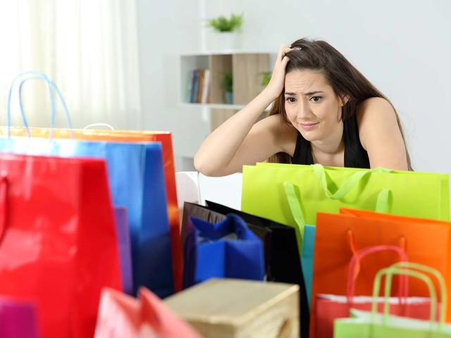 Compulsive Shopping in Women