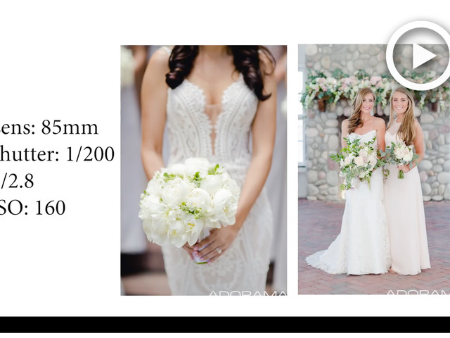 How To Photograph Bridesmaids at a Wedding