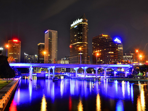 Southwest: Chicago – Tampa (and vice versa). $118. Roundtrip, including all Taxes