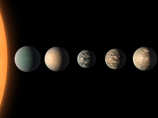 Exoplanets around distant stars could have MORE diverse life than on Earth, 'surprising' study finds