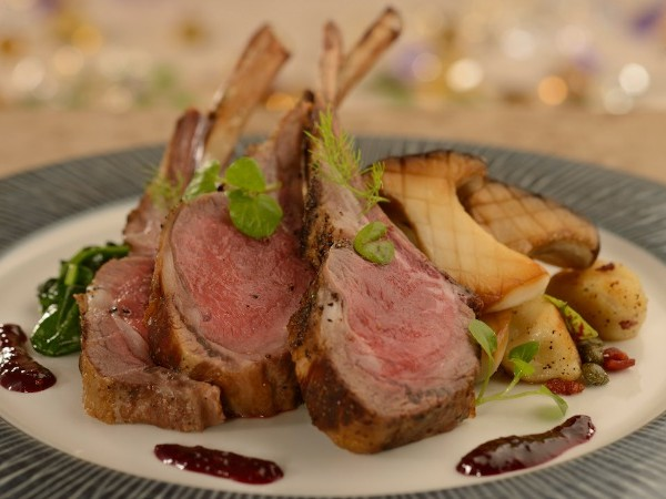 Enhanced Prix Fixe Dinner Menu Coming to Be Our Guest Restaurant Beginning July 27