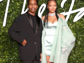 A$AP Rocky Gushes Over How Girlfriend Rihanna Has 'Blessed' His Life During Premiere Of His Forthcoming Documentary