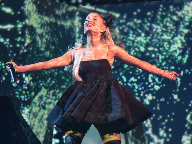Ariana Grande Shares Vulnerable Note Reflecting On Her Last Few Months: 'This Music Saved My Life'. Ariana Grand