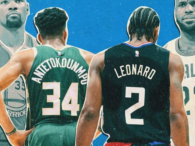 Kawhi vs. Giannis Is the Next Generation's LeBron vs. KD