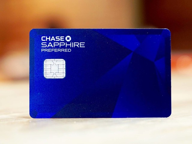 Low annual fee, dining & travel rewards plus 50,000 points on sign-up make Chase Sapphire Preferred our choice