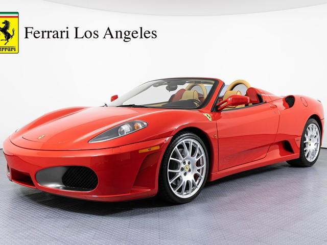 2006 Ferrari F430--Spider