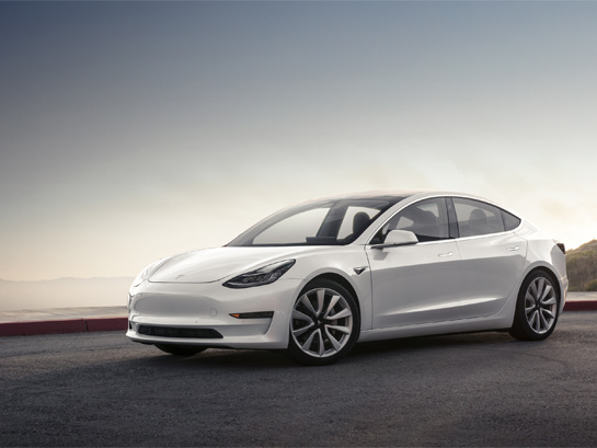 260-Mile Tesla Model 3 Mid Range Comes in at $45,000
