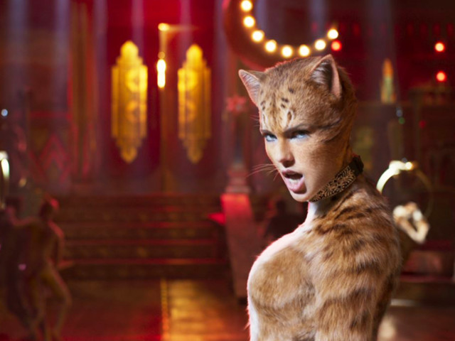 Taylor Swift Drops First Song From 'Cats' -- Listen!