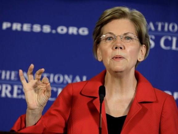 Warren Proposes $640 Billion Student Debt Forgiveness, Free College