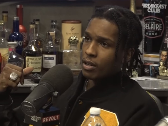 ASAP Rocky Responds to Joe Budden Saying He's 'Not a Star in Music'
