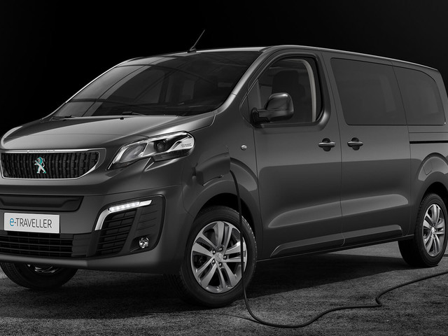 2021 Peugeot e-Traveller Electric MPV Breaks Cover With 143-Mile Range