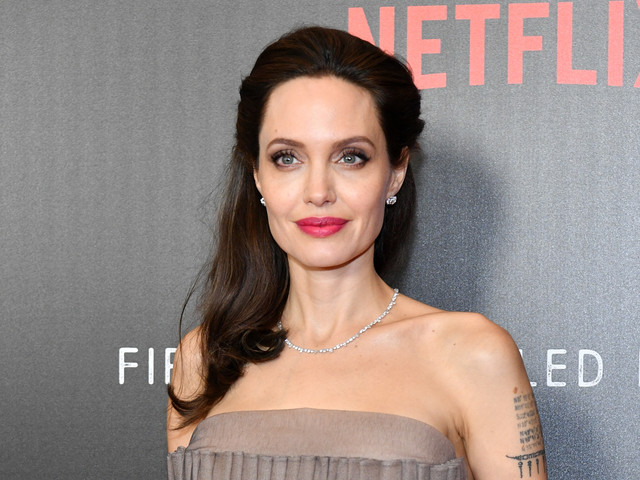 "Angelina Jolie NOT On ""Dangerous Diet,"" Despite Report"