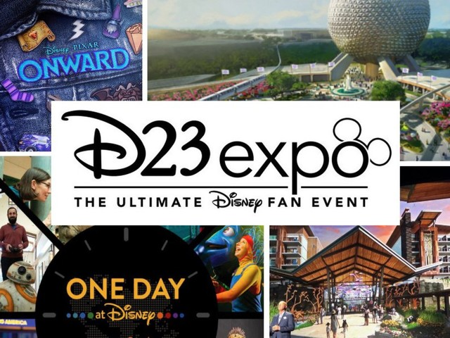 Five Things From the D23 2019 Expo That Got Me Excited