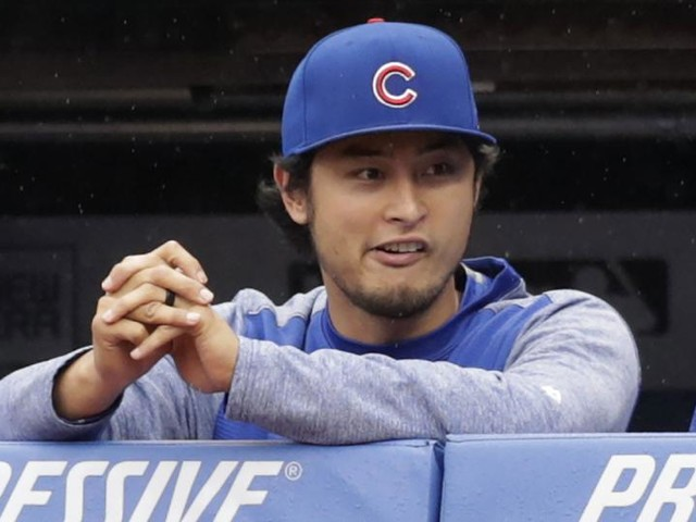 Darvish's next step will be sim game on Tuesday