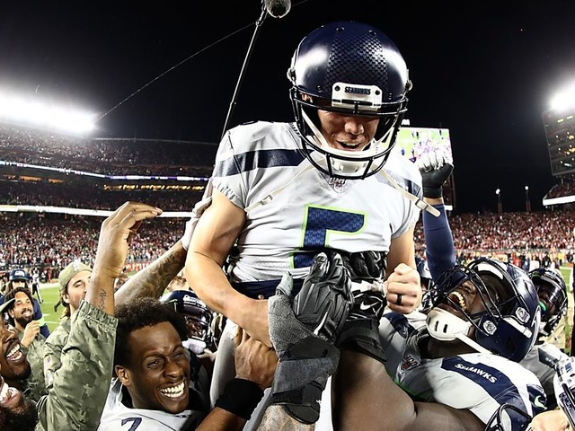 Seahawks-49ers Delivered the Monday-Night Classic We've Craved