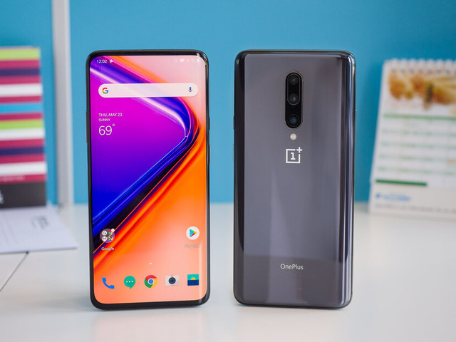 OnePlus 7 and OnePlus 7 Pro receiving Android 10-based OxygenOS 10.0 update