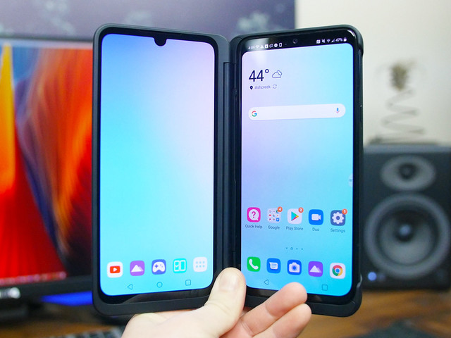LG G8X ThinQ Dual Screen: Best Folding Phone Alternative?