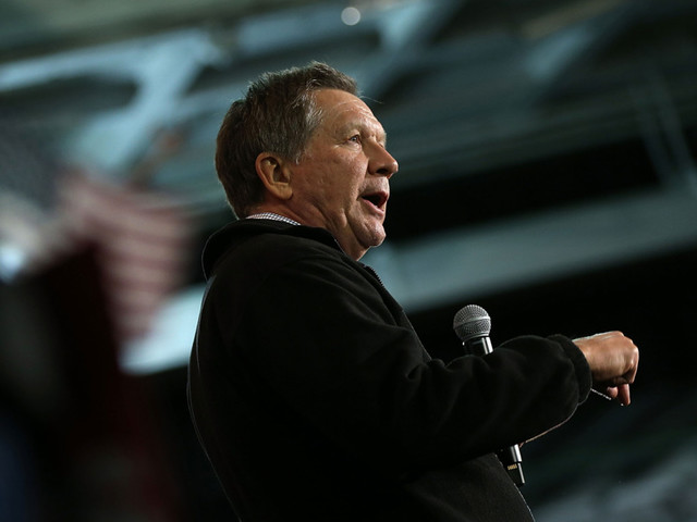 Kasich Comes Out For Trump Impeachment