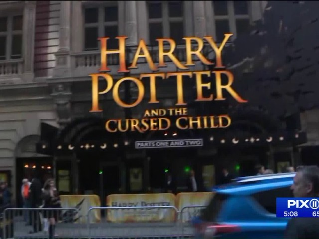 'Harry Potter' comes to Broadway