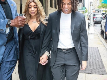 Wendy Williams & Son Kevin Jr. Spotted Holding Hands After His Assault Arrest + Kevin Sr. Blames Wendy For Strained Relationship With Son