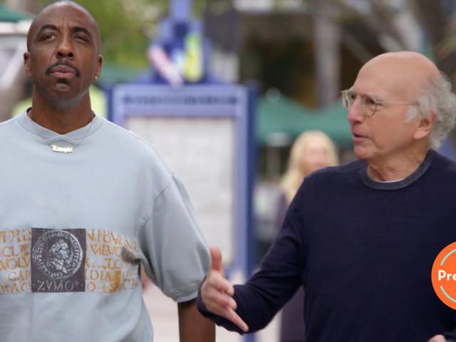"Curb Your Enthusiasm season 10 says hello with a ""long goodbye"""