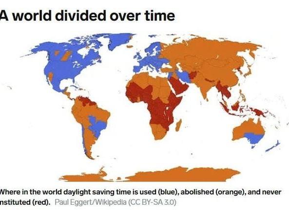 Does Daylight-Savings Time Make Any Sense?
