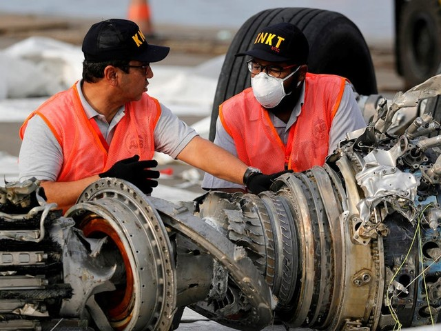 Boeing vows to fix the faulty flight-control software found to be at-fault in the 2018 Lion Air crash that killed 189 people (BA)