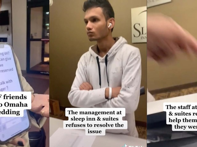 Viral TikTok shows deaf people being denied check-in at Sleep Inn. They say it's because they're deaf