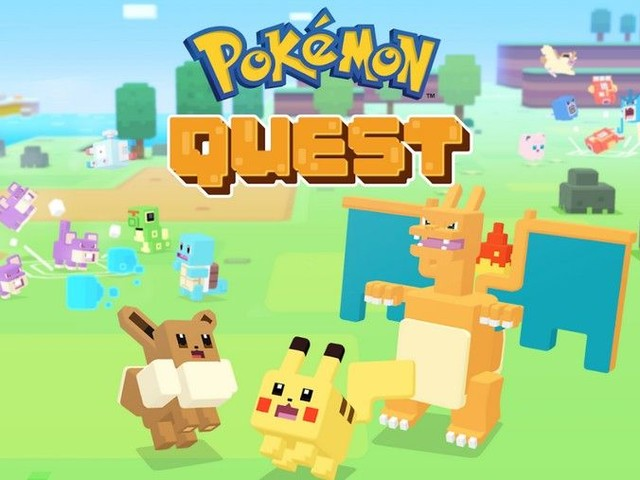 Pokemon Quest Has Reportedly Earned $8 Million In One Month