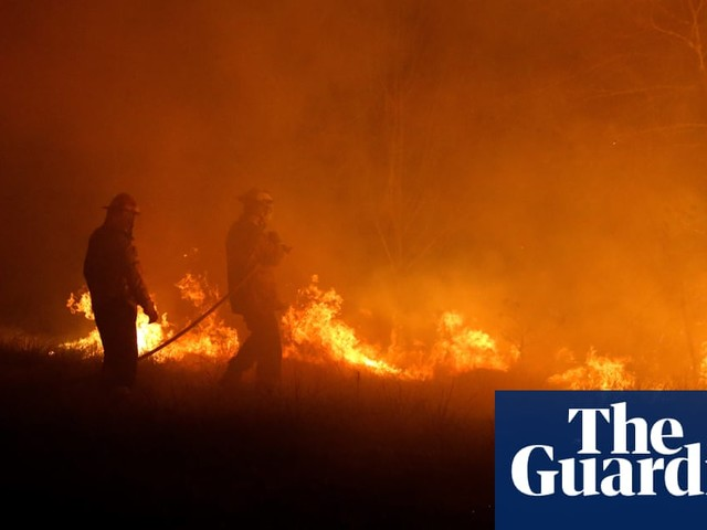 Australian bushfires to contribute to huge annual increase in global carbon dioxide