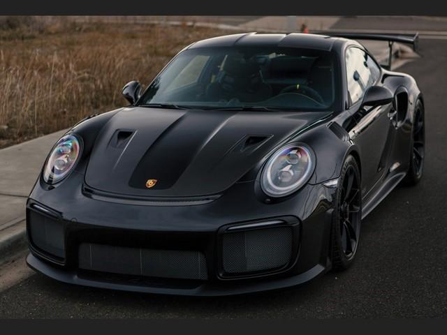 2019 Porsche 911--GT2--RS