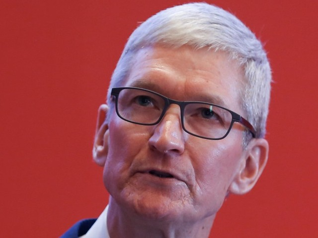Apple CEO Tim Cook hit out at companies like Facebook again: Anything that collects personal data and uses it against customers 'should not exist' (AAPL)