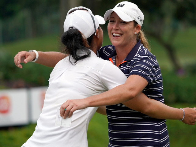 LPGA: Over-30 set makes resurgence in 2017